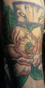 Rob Meyers Tattoo Geaux LSU